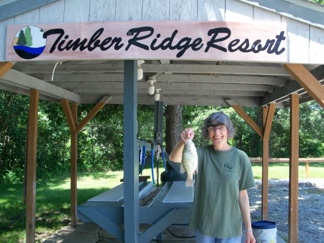Timber Ridge Resort Perry Mo Cabins Kitchenette Units